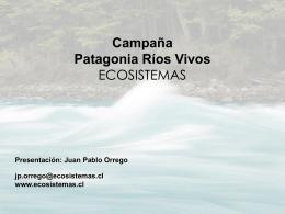 Campaña Patagonia Ríos Vivos