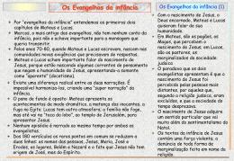 "Os evangelhos da infancia - Centro Studi Biblici ""G. Vannucci"""