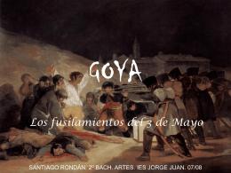 Goya - Los Fusilamientos del 3 de Mayo