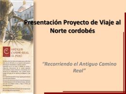 Viaje A.Camino Real - Instituto Zorrilla