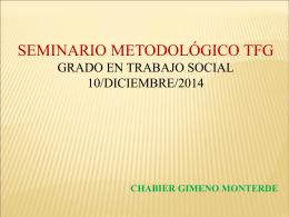 selección muestra y escenarios (Chabier Gimeno)
