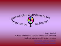 Cátedra Unesco de Derechos Humanos