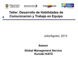 Taller Desarrollo de Habilidades de Comunicacion y Trabajo