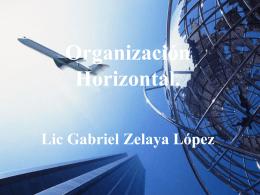 Organizacion Horizontal