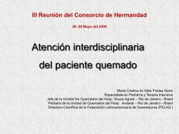 Dra. Cristina Serra - Abordaje Interdisciplinario