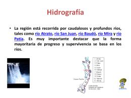 REGIONES DE COLOMBIA (segundo)