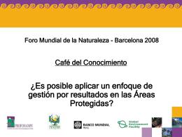 Presentación CC Barcelona
