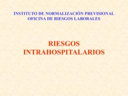 INSTITUTO DE NORMALIZACIÓN PREVISIONAL OFICINA