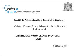Programa_Visita_UAZ_Feb_09
