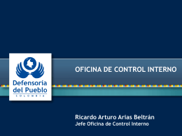 CONTROL INTERNO - elquebuscaencuentra.co