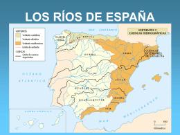 LOS RÍOS DE ESPAÑA