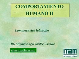 CHII15competencias - Comunidad