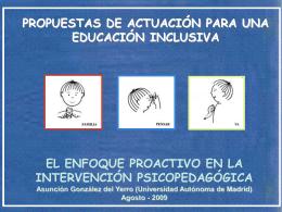 Discapacidad - Universidad Autónoma de Madrid