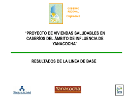 11. Linea de base familias saludables