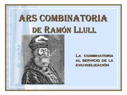 ARS COMBINATORIA 2