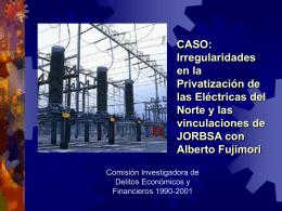 Presentación en power point sobre los Informes 010-CIDEF