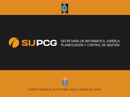 JUSTICIA DIGITAL - Instituto de Acceso a la Información Pública y
