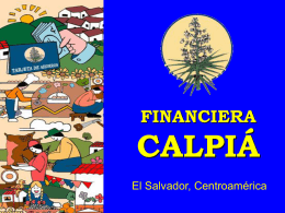 Microempresa, Banca Social y Desarrollo en México