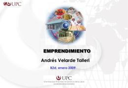emprendimiento proceso Peru