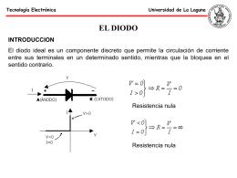 Descarga - UNIDAD DIDACTICA DE ELECTRONICA ANALOGICA