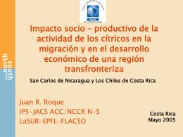 2) Investigación - NCCR-NS