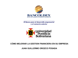objetivo básico financiero decisiones financieras