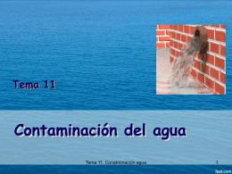 Presentación tema 11 - Material Curricular Libre