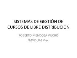 sistemas de gestión de cursos de libre distribución