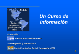 Introduccion alca