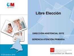 Libre Elección DA ESTE Dic 2010