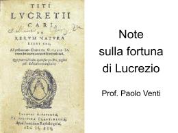 Testimonianza di Cicerone