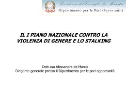 Alessandra De Marco - Università del Terzo Settore
