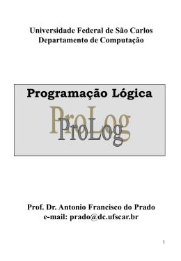 Logico - Universidade Federal de São Carlos
