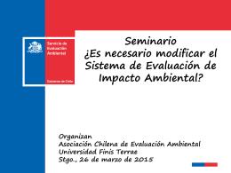 Descargar presentacion - Universidad Finis Terrae