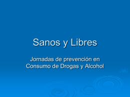 Sanos y Libres - Colegio Achiga