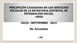 Anexo 5 - Secretaria Distrital de Integración Social
