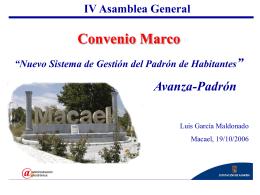 Avanza-Padrón - Diputación Provincial de Almería