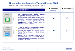 Tarifa Plana iPhone Premium