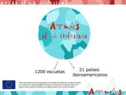 Mi lugar, Atlas de la diversidad