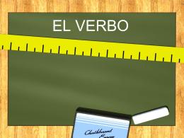 verbo - Colegio Monte de Asís