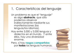 Carct_Lenguaje - Colegio Monte de Asís