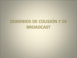 dominios de colisión - DISPOSITIVOSMULTIMEDIA