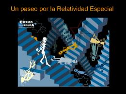 Charla I - Relatividad Especial