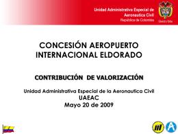 Unidad Administrativa Especial de Aeronautica