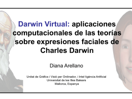 Darwin Virtual - Universitat de les Illes Balears