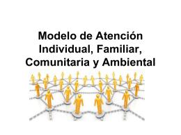 MODELO DE GESTION EN SALUD
