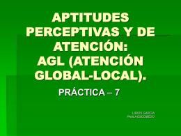 (atención global