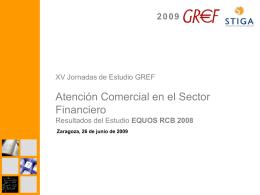 Atención Comercial en el Sector Financiero por STIGA