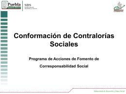 DIRECCIÓN DE ENLACE Y ATENCIÓN SOCIAL PROGRAMA DE