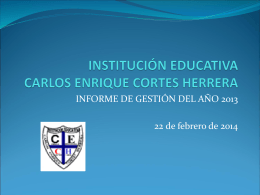 institución educativa carlos enrique cortes herrera